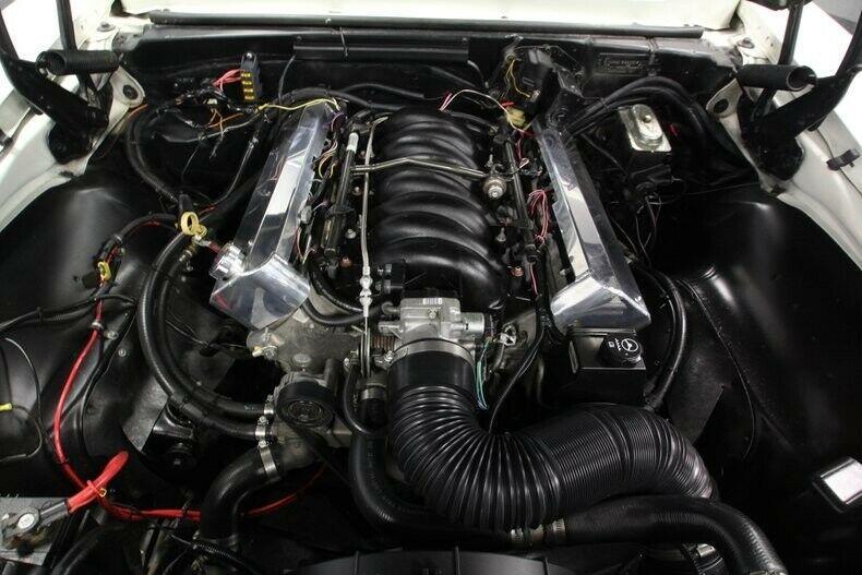custom 1968 Chevrolet Camaro SS LS1 Convertible