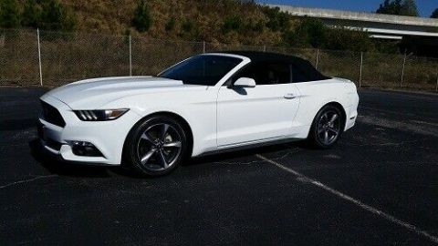 great shape 2015 Ford Mustang Convertible for sale