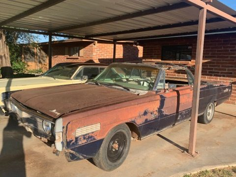 rare 1966 Mercury S 55 Convertible for sale