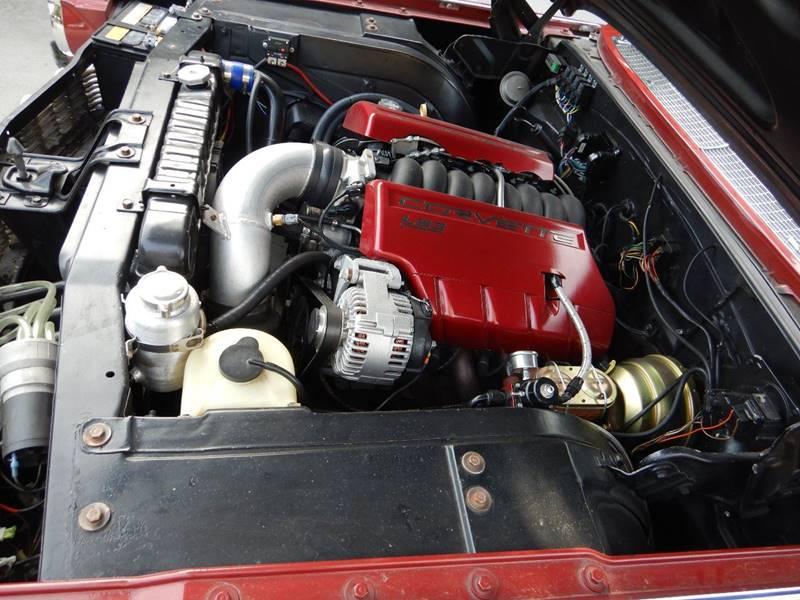 air ride 1963 Cadillac Deville Convertible