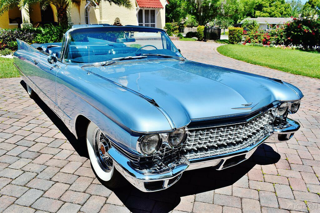 Amazing 1960 Cadillac Series 62 Convertible