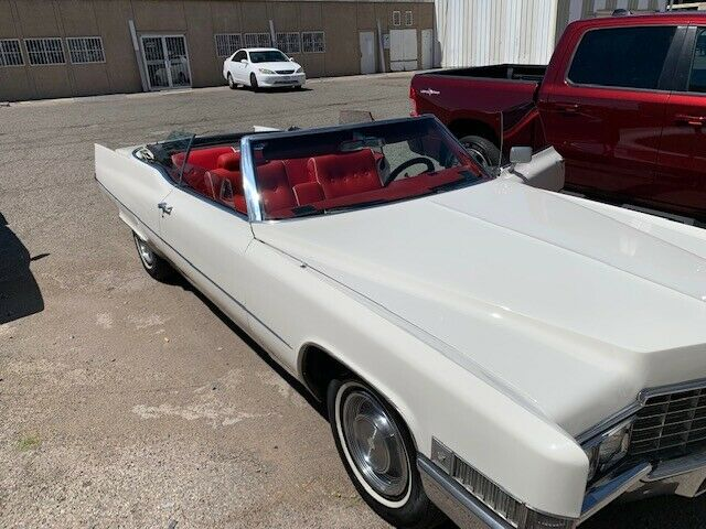 great shape 1969 Cadillac Deville Convertible