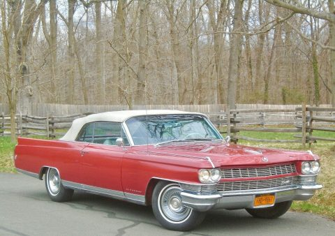 loaded 1964 Cadillac Eldorado Convertible for sale