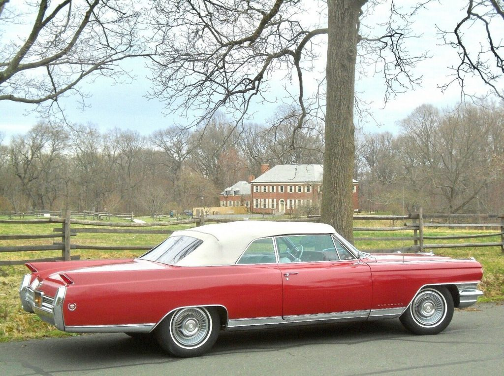loaded 1964 Cadillac Eldorado Convertible