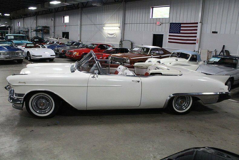 low miles 1957 Cadillac Eldorado Convertible