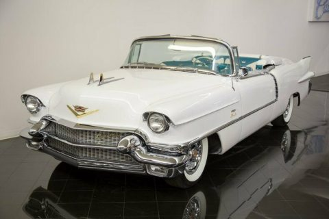 rare 1956 Cadillac Eldorado Biarritz Convertible for sale