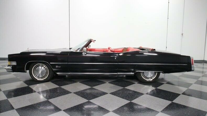 sharp 1974 Cadillac Eldorado Convertible