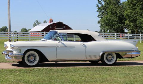 very nice 1958 Cadillac Eldorado Biarritz Convertible for sale