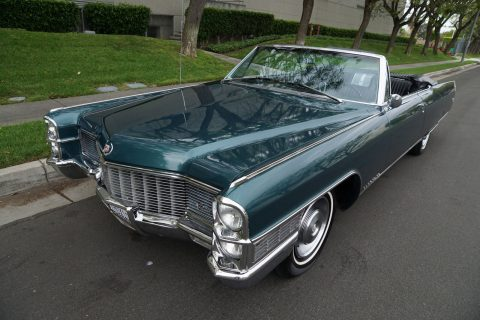 well equipped 1965 Cadillac Eldorado Convertible for sale