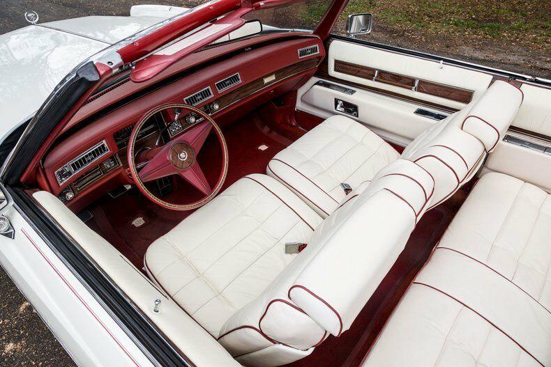 Bicentennial 1976 Cadillac Eldorado Convertible