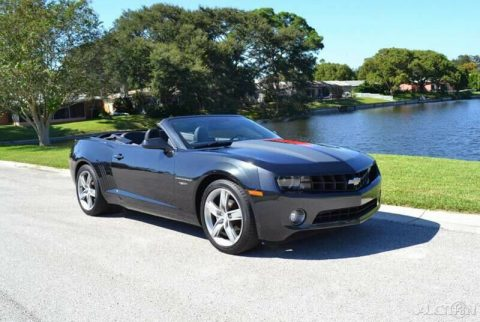 very nice 2012 Chevrolet Camaro LT 2dr Convertible for sale