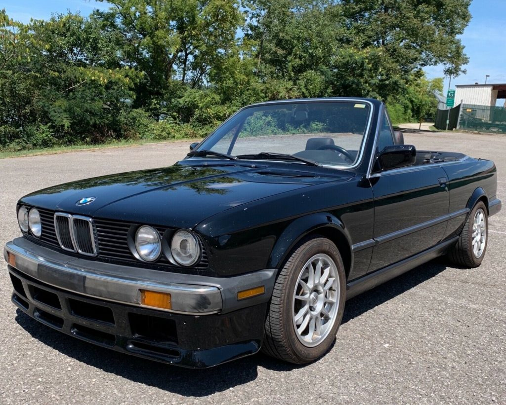 great shape 1987 BMW 3 Series 325i Convertible