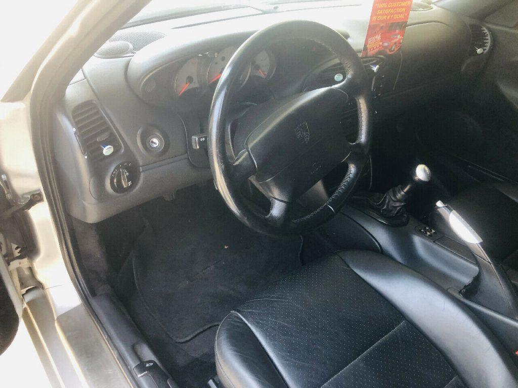 loaded 1999 Porsche Boxster convertible