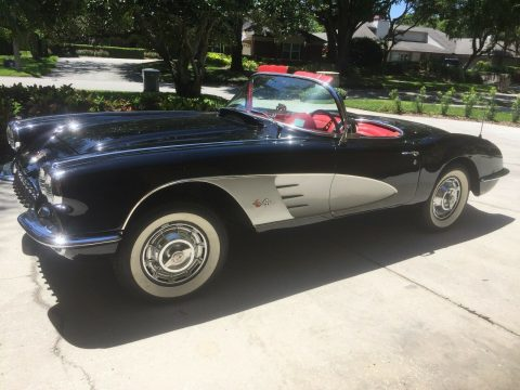 perfect shape 1959 Chevrolet Corvette Convertible for sale