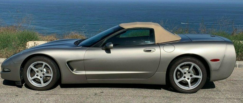 upgraded 2000 Chevrolet Corvette Convertible