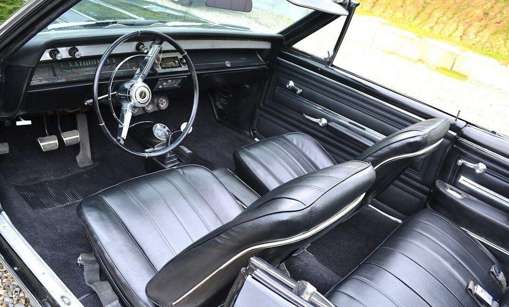 very nice 1966 Chevrolet Chevelle Malibu Convertible