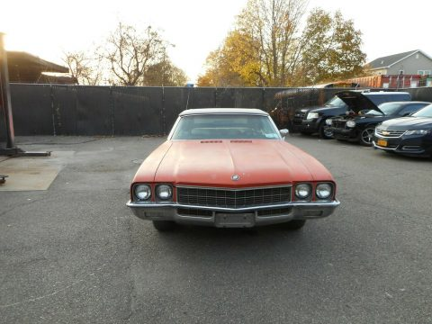 new top 1972 Buick Skylark Convertible for sale