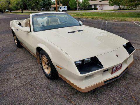 rare 1983 Chevrolet Camaro Z28 Autoform Speedster convertible for sale