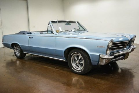 very nice 1965 Pontiac Tempest convertible for sale