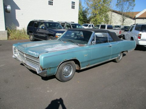 barn find 1967 Plymouth Fury III convertible for sale