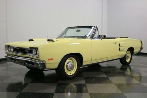 detailed 1969 Dodge Coronet R/T Convertible for sale
