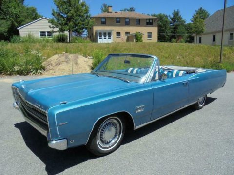 rare 1968 Plymouth Fury SPORT convertible for sale