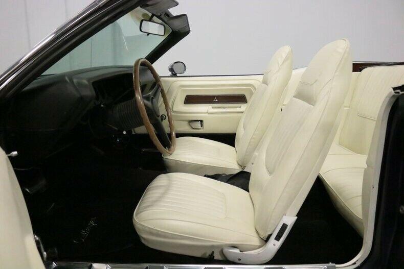 rare 1971 Dodge Challenger Convertible