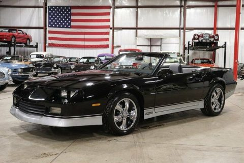 very nice 1988 Chevrolet Camaro convertible for sale