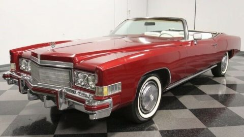 classic 1974 Cadillac Eldorado Convertible for sale