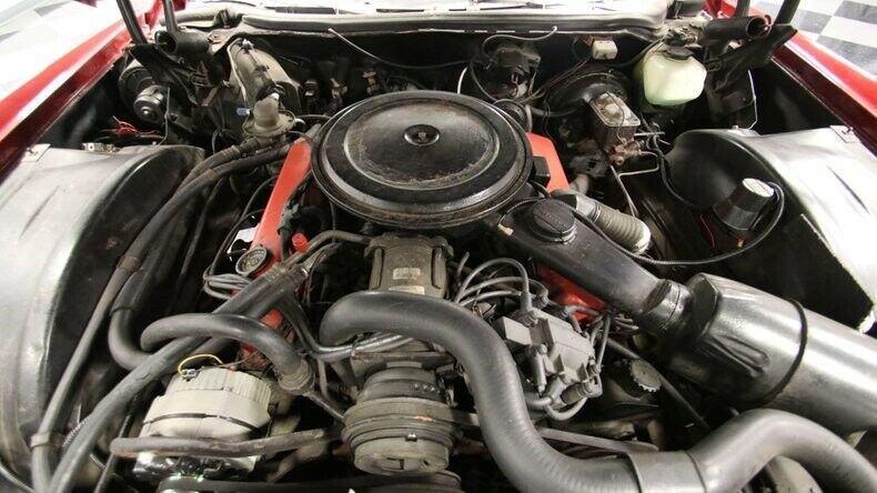 classic 1974 Cadillac Eldorado Convertible