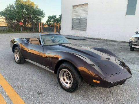 original 1974 Chevrolet Corvette Convertible for sale