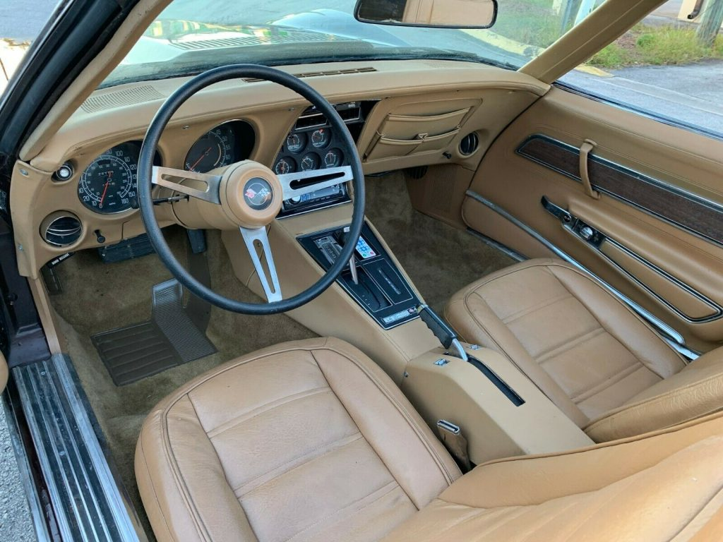 original 1974 Chevrolet Corvette Convertible