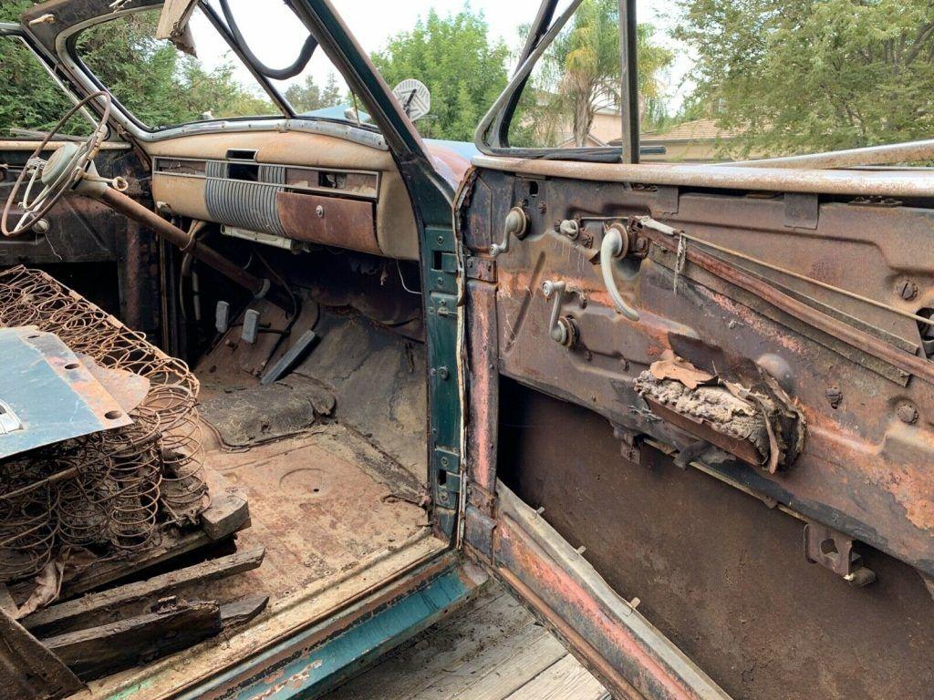 rare 1940 Cadillac 40 Sedan Convertible