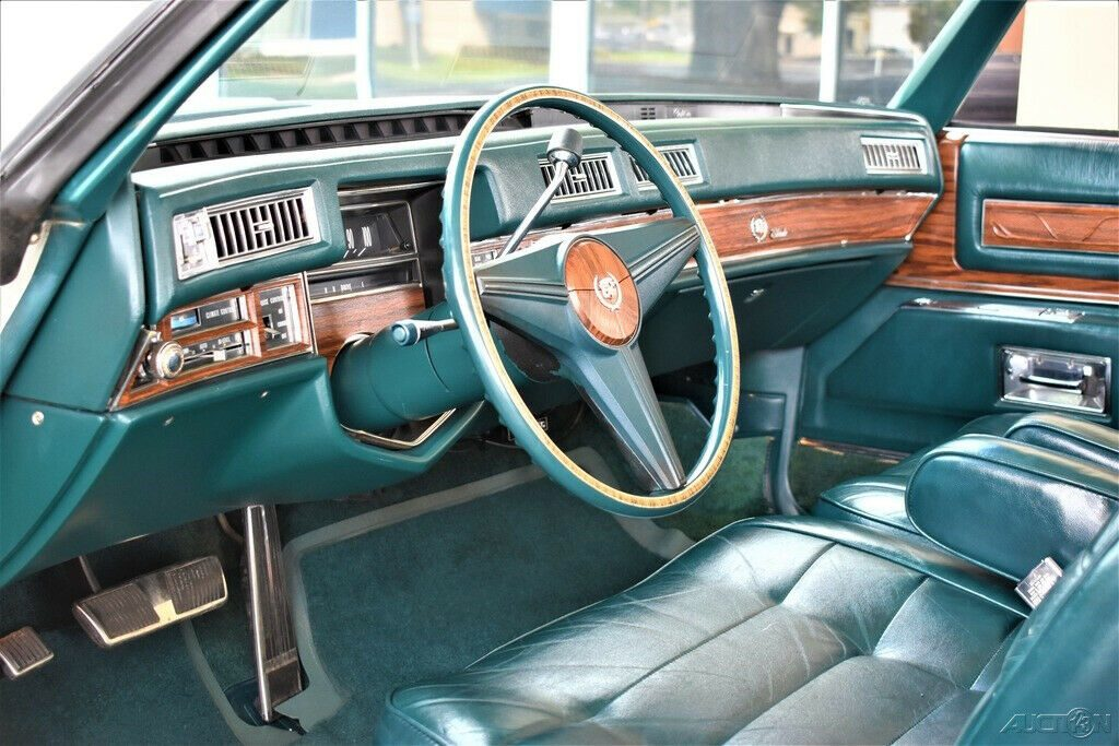 stunning 1976 Cadillac Eldorado Convertible