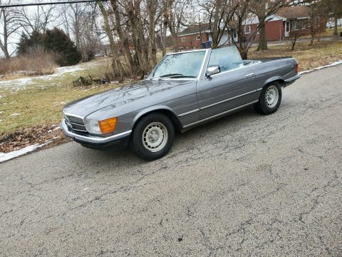 classic 1985 Mercedes Benz SL Class for sale