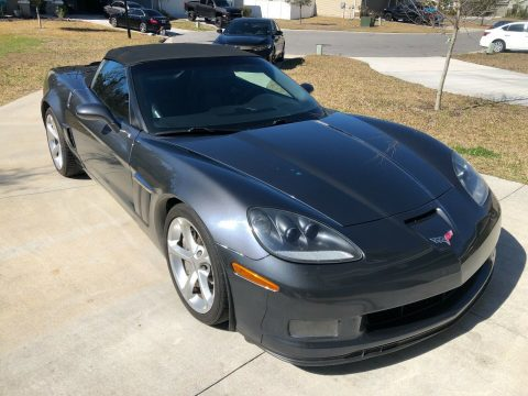 flawless 2010 Chevrolet Corvette Grand sport Convertible for sale