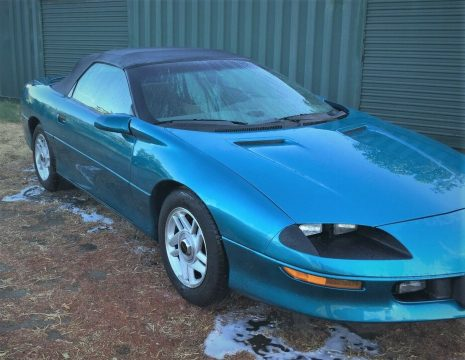 good shape 1995 Chevrolet Camaro Convertible for sale