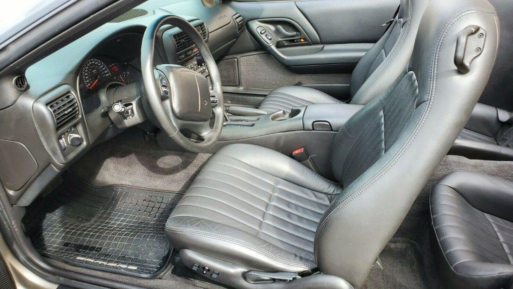 low miles 2002 Chevrolet Camaro Z28 Convertible