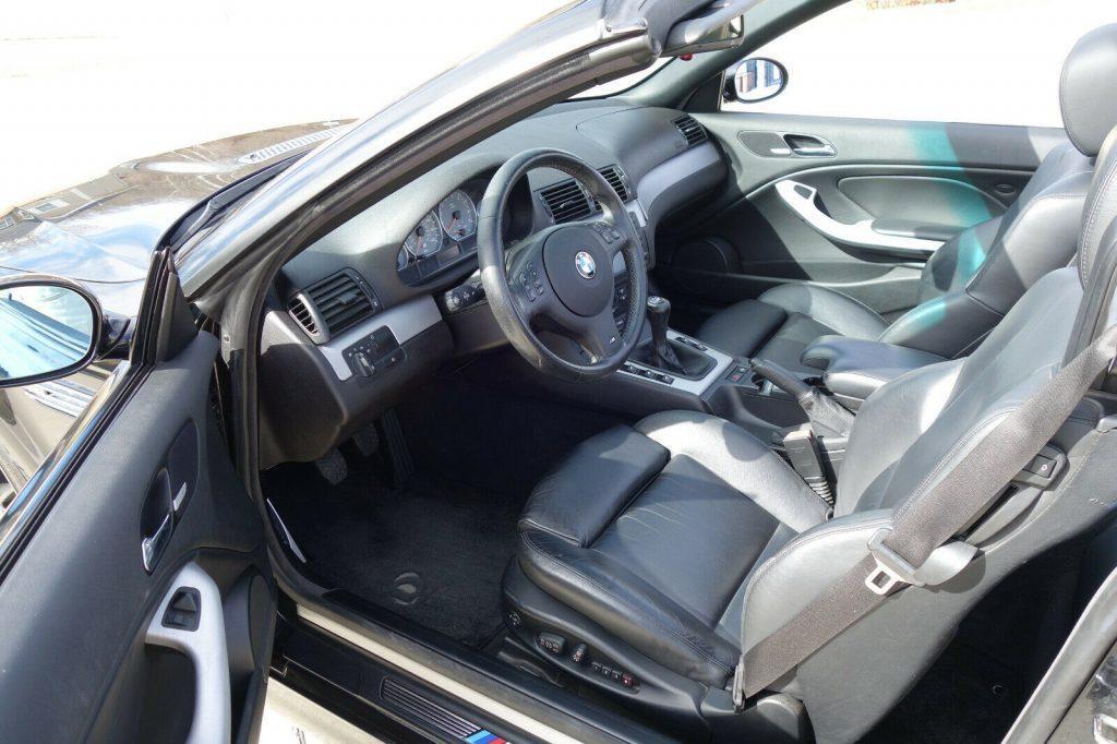 low miles 2006 BMW M3 Dinan S2 E46 Convertible