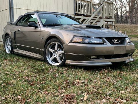 rare 2001 Ford Mustang Roush Stage 2 convertible for sale