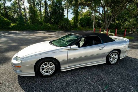 well kept 2002 Chevrolet Camaro Convertible for sale