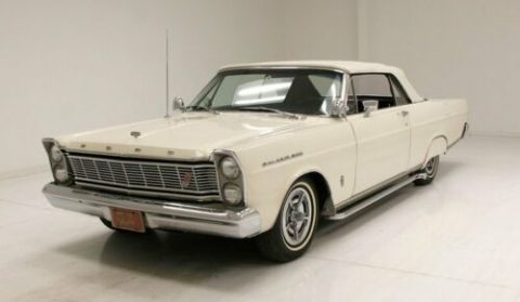 well maintained 1965 Ford Galaxie 500 Convertible for sale
