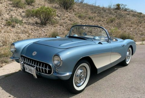 awesome 1957 Chevrolet Corvette Convertible for sale