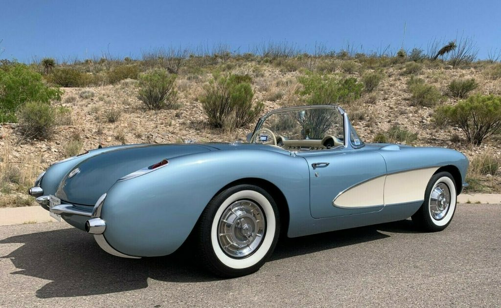 awesome 1957 Chevrolet Corvette Convertible