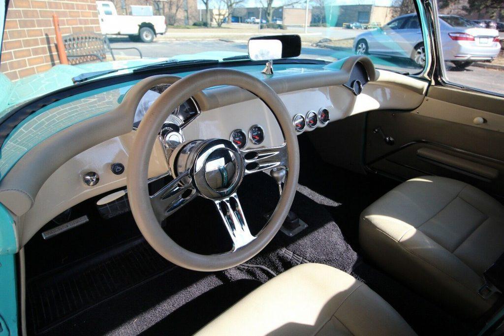 restomod 1957 Chevrolet Corvette convertible