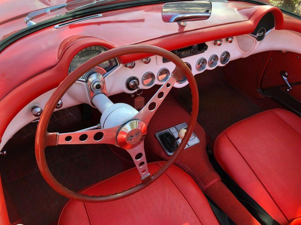 Supreme 1956 Chevrolet Corvette Convertible