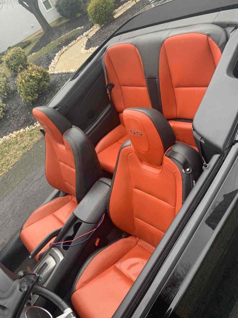 updated 2011 Chevrolet Camaro 2SS Convertible