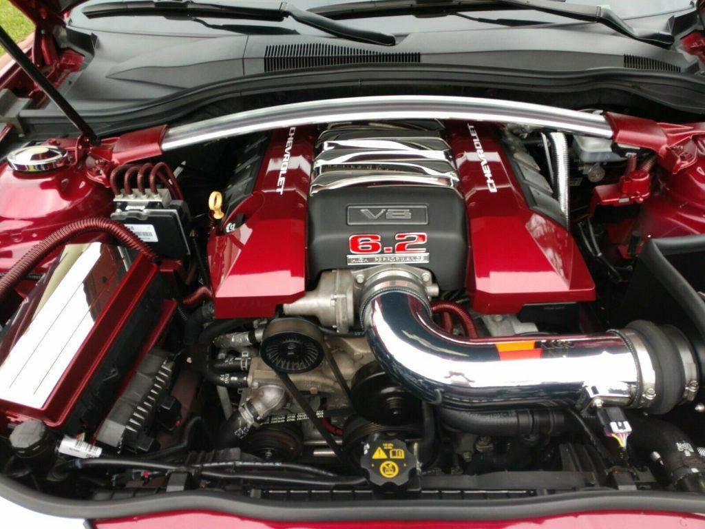 upgraded 2011 Chevrolet Camaro 2SS Convertible