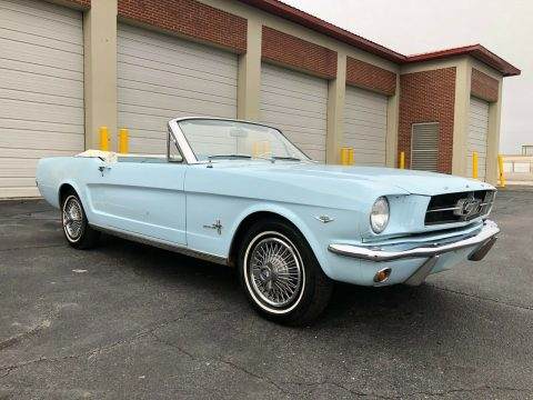 new parts 1965 Ford Mustang Convertible for sale