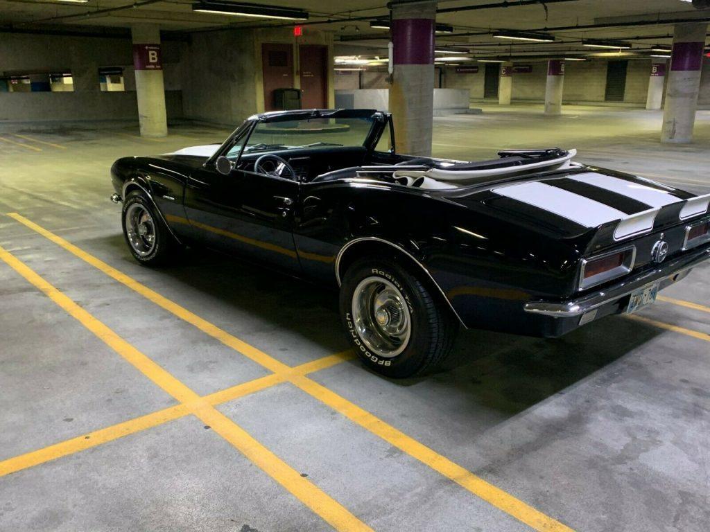 restomod 1967 Chevrolet Camaro Ss/rs CONVERTIBLE